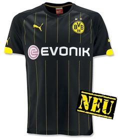 Borussia Dortmund 2014-15 Puma Away