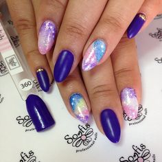 #NailProCare Wonderfull Nail art with products from www.nailprocare.gr
