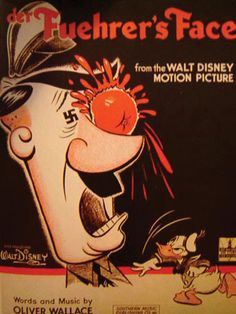 anti-Hitler | americanwwii com even walt disney got in on the anti hitler movement ...