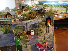 G Scale Trains, get G Scale Scenery and G Scale Figures at www.modelleisenbahn-figuren.com