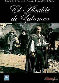 El Alcalde de Zalamea (DVD ESP CAM), basada en l'obra homònima de Pedro Calderón de la Barca.