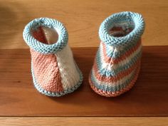 Hand knitted Newborn 03 months baby by emilyandevelyn on Etsy, £9.00