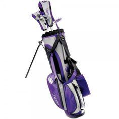 Intech Flora Junior Golf Club Set for Girls