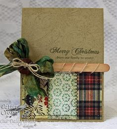 A quilted Christmas!