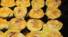 Mini Egg Muffins: South Beach Diet - Phase 1