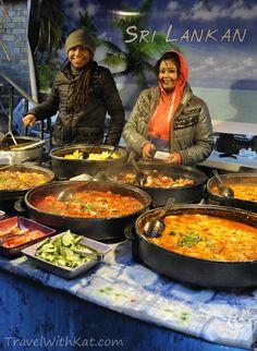 Sri Lanka Street Food | Sri Lankan food LR