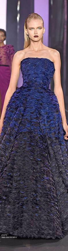 Ralph & Russo Couture Fall/Winter 2014-15   THD ᘡղbᘠ