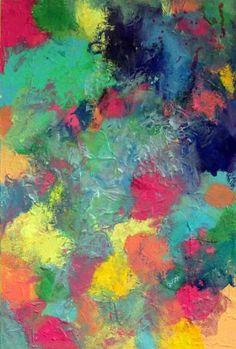 "Saatchi Art Artist Pamela Lukrecja Rys; Painting, ""Sweet Melody"" #art"