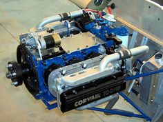 engines | ... Corvair engines have been powering experimental aircraft since 1960