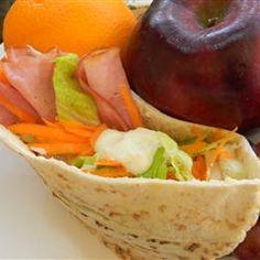 Lunch Box Pita Pockets Allrecipes.com