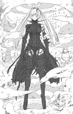 Read Ningyou no Kuni 1 online. Ningyou no Kuni 1 English. You could read the latest and hottest Ningyou no Kuni 1 in MangaHere. Manga Art, Good Manga, Character Design, Character Art, Blame Manga, Art, Cyberpunk Anime, Manga, Knights Of Sidonia