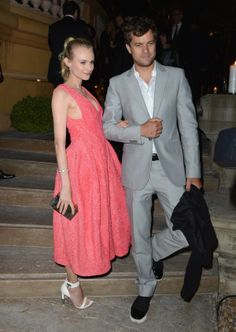 Rumored to be Pregnant Diane Kruger and Joshua Jackson Marrying? Could Plan Summer Proposal and Quickie Wedding [PHOTOS]