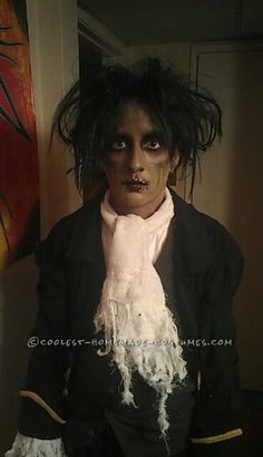 Cool Billy Butcherson Costume from Hocus Pocus ... This website is the Pinterest of costumes