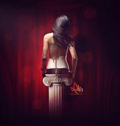 #Fotomanipulación con mujeres * http://9musas.net/fotomanipulacion-con-mujeres/ #Mujer