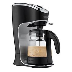 Bring the Coffeehouse Experience Home: The Mr. #Coffee #Cafe Latte makes perfect lattes in one simple touch. The automated process will brew the coffee while heat...