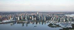 Vancouver Skyline, Vancouver City and the Lookout Tour