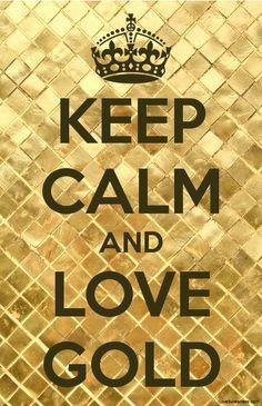 Strike It Gold | Keep The Glamour ♡ ✤ LadyLuxury ✤