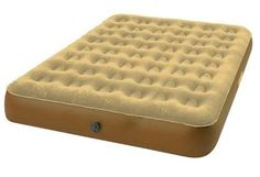 Air Bed & Pumps - Pin It :-)  Follow Us :-)) zCamping.com is your Camping Product Gallery ;) CLICK IMAGE TWICE for Pricing and Info :) SEE A LARGER SELECTION of camping airbeds  at http://zcamping.com/category/camping-categories/camping-cots-beds-and-sleeping-pads/camping-air-beds-pumps/ - hunting, camping, camping bed, camping gear, airbed, camping accessories  -  COLEMAN Aerobed Excursion Queen PVC Airbed Mattress w/ LED Flashlight Pump « zCamping.com