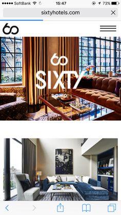 Sixty soho in Brooklyn  Essiebutton住的酒店