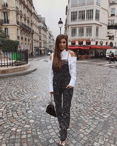 """13.4k Likes, 187 Comments - Chriselle Lim 임소정 (@chrisellelim) on Instagram: """"My @intermixonline dress finally came in today! Although too cold to wear in Paris, I had to try it…"""""""