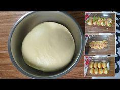 Dari 1 adonan bisa jadi 3 resep ide jualan 1000an - YouTube Dairy, Cheese, Food, Meal, Eten, Meals