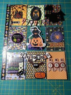 Resultado de imagem para pocket letters halloween