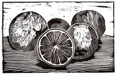 Lemons by Matteo Ferraro linoprint linocut Linoleum Printmaking, Scratchboard, Printmaking, Relief Print, Organic Art, Art, Printmaking Art, Natural Form Artists, Prints