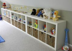Feeling overwhelmed by toys around the house? We have 10 great hacks for parents to organise toys to simplify and organise the family chaos!