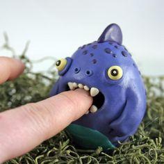 Monstruos de Plastilina  arte  talento  animales