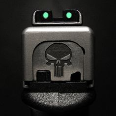 Punisher Plate & TFO Sights by ZORIN DENU, via Flickr
