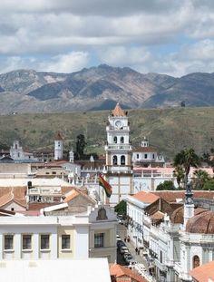 Sucre | Bolivia