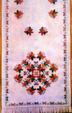 FolkCostume & Вышивка: Вышивка Zastawna округа, Cherniwtsi области, Буковина, Украина