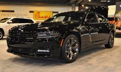 Houston Auto Show - 2015 Dodge Charger