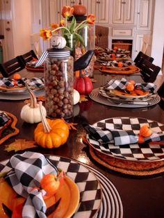 Idee per decorare la tavola di Halloween (Foto 4/40)   Butta La Pasta