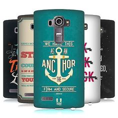 HEAD CASE DESIGNS CHRISTIAN TYPOGRAPHY SERIES 2 HARD BACK CASE FOR LG G4