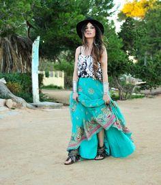 Bohemian Summer | Madame de Rosa