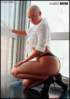 Look at theses crazy sexy pictures of Amber Rose you wont regret it! Amber Rose, Black Chyna, Claudia Sampedro, Night Video, Shave My Head, Hip Hop Videos, Thick Thighs, Celebs, Celebrities
