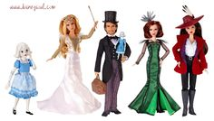 Oz the great and powerful toys