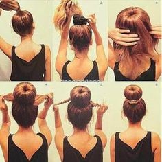 Quick, easy and simple way to do your hair for school.. plus it's super cute! Must try it out!