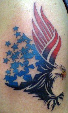 American flag sleeve | Tattoo | Pinterest | Flag tattoos, Sleeve ...