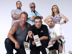 Storage Wars...love this show!