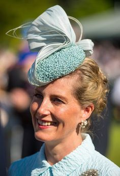 Sophie, Countess of Wessex hosted a garden party at Buckingham Palace on June 4, 2015 in London, England.