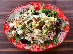 Chicken Salad Pioneer Woman, Rotisserie Chicken Salad, Chicken Salads, Food Network Recipes, Cooking Recipes, Main Dishes, Side Dishes, Fresh Chives, Kinds Of Salad