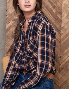 new products 53e25 37792 8 fantastiche immagini su camicie a quadri | Capi d ...