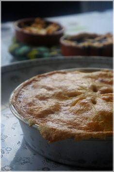 APPLE PIE et ses MINIS BLUEBERRY PIES - Blog Coconut - Cuisine | Foodisterie | Home-Made
