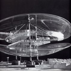 """Constant, Spatiovore, 1959—from """"New Babylon"""""""