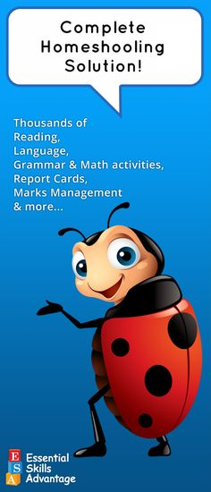 Want a FREE proven online reading & language program? Join ESA today and access 1000s of reading, grammar & language activities for kids ages 3-12. Free forever with NO credit card required. http://learnwithesa.com/programs/free/p31?utm_content=buffera8e12&utm_medium=social&utm_source=pinterest.com&utm_campaign=buffer?utm_campaign=buffer&utm_content=buffer58a94&utm_medium=social&utm_source=pinterest.com&utm_campaign=buffer to get started NOW!Want a FREE proven online reading & language program?…