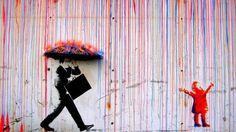 Graffiti wall!