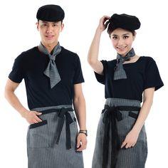 Resultado de imagen para mẫu đồng phục nhà hàng đẹp