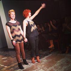 The happy #cokluch designers! #mfw24 - @patriciagajo- #webstagram